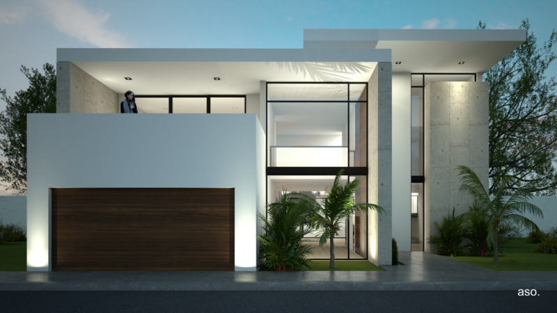 WHT – HOUSE